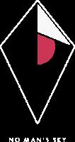 Принт No Man's Sky logo вариант 2