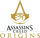 Принт Assassin's Creed origins вариант 2