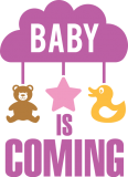 Принт Baby toys вариант 1
