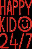 Принт Happy kid вариант 2