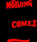 Принт Nothing good вариант 2