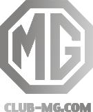 Принт MG club gold вариант 1