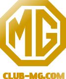 Принт MG club gold вариант 2