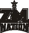 Принт ZM Nation вариант 3