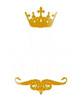 Принт Ее величество Ольга вариант 2