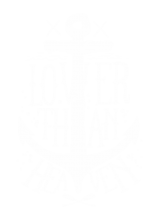 Принт Lower than heaven вариант 1