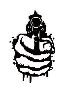 Принт Revolver вариант 1