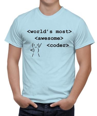 Awesome coder